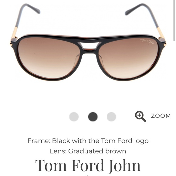 "20cef4bee85 Tom Ford ""John"" sunglasses. M 5c72389a951996731ae40df8"
